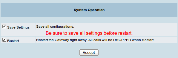 system-operation
